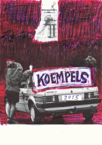 Rik Meijers - Koempels (fotobewerking) persbeeld